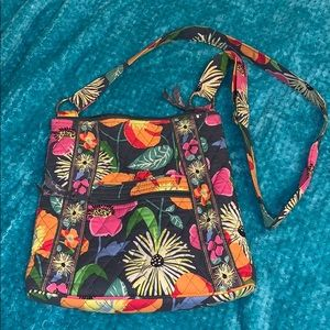 "Vera Bradley Cross Body ""Iconic Hipster"""